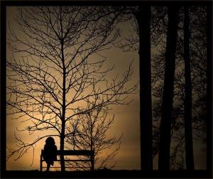 ensom