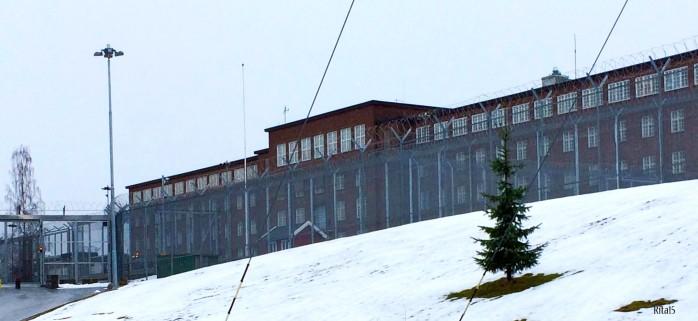 Ila fengsel og forvaringsanstalt Foto: Rita