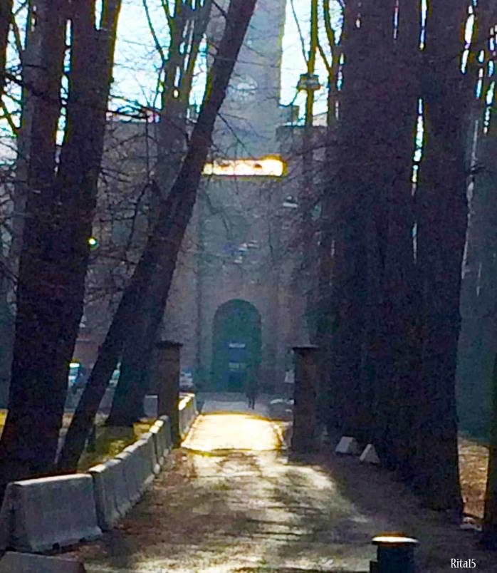 Oslo Fengsel Foto: Rita Nilsen