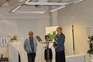 Geir Rudolfsen, Janne Wågenes, Runa Tørnby
