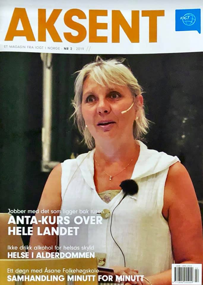 Rita Nilsen, ANTA-kurs